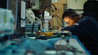 Navy Electronics Technician – ET