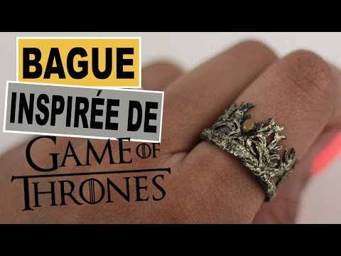 Couronne de Tommen Game Of Thrones⎪Tommen's Crown GOT