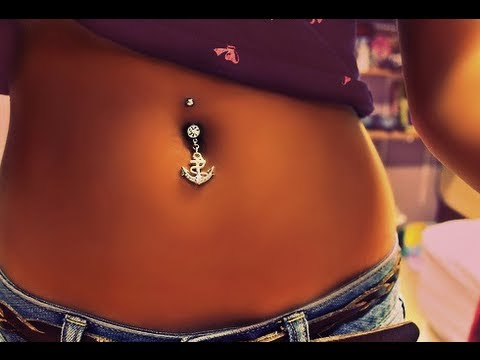 10 Things You Need To Know Belly Button Piercings Youtube