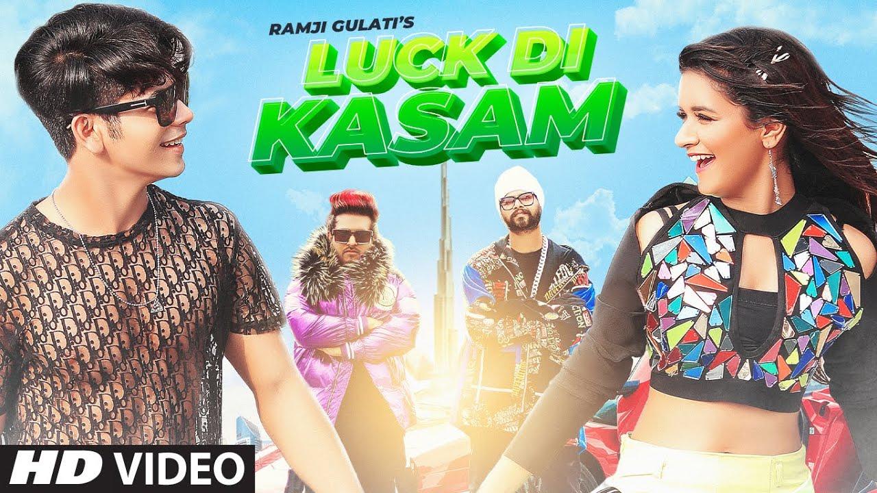 Download Luck Di Kasam Video   Ramji Gulati   Avneet Kaur   Siddharth Nigam   Vikram Nagi    Mack   T-Series