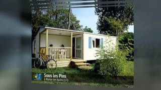 Camping-Club - Sous les Pins - M Vacances