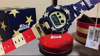 G-Shock GD-X6900AL Alife x G-Shock 2015 collaboration (unboxing)