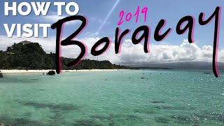 How to Visit Boracay Island Philippines 2019