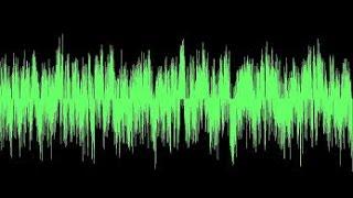 Expérience avec les fréquences audibles par l'Homme