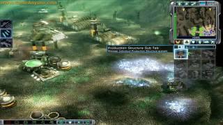 Command & Conquer 3: Tiberium Wars Hard - GDI: Ground Zero 1/3