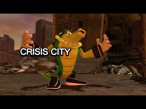 Sonic Generations (PC): All Crisis City Classic Challenge Acts (S-Ranks)