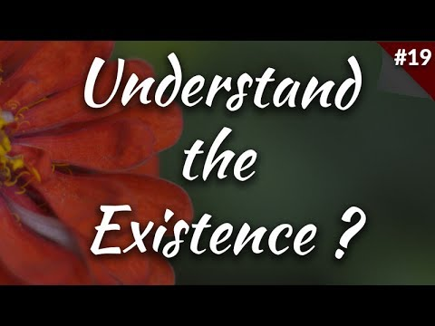 How to Understand the Existence