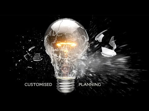CUSTOMISED PLANNING by IMI SOLUTIONS