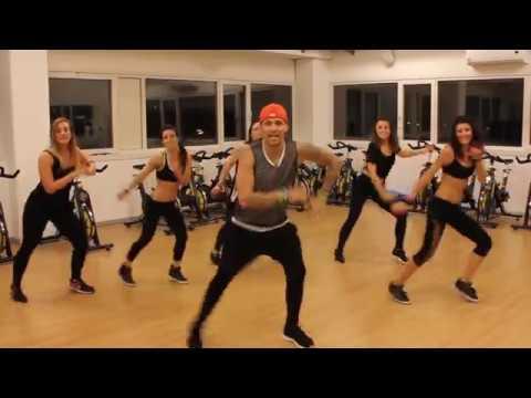 Zumba Choreography Samba -Carlos Junior Sangue Vermelho