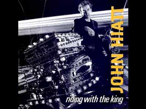 John Hiatt Riding - With The King - 1983 - Riding With The King - Dimitris Lesini Blues