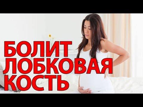Почему болит лобковая кость во время беременности