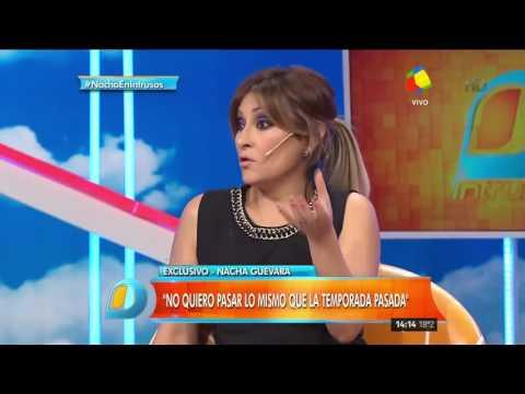 El insólito juego que propuso Nacha Guevara en Intrusos copy
