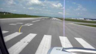 "Lufthansa Airbus A321 ""Stade"" - Takeoff at Vienna from runway 29"