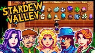 HUNTING NEW ARTIFACTS & SECRET MINI GAME! | Stardew Valley Modded #35
