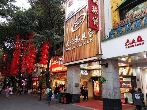 Deptak w Kantonie - Chiny #50