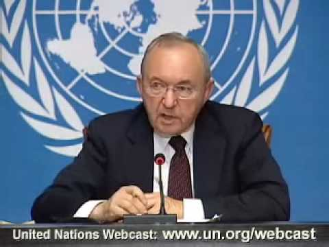 UN Fact-Finding Mission on the Gaza Conflict (Richard Goldstone)