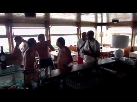 scopa briscola tressette bagno pinocchio 2011 - YouTube