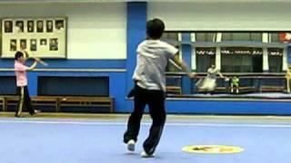 Beijing Wushu Team - Xu Ming Hu straightsword (jian)