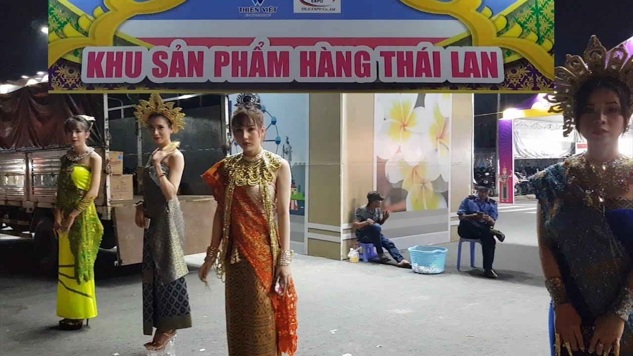 HÀNG THÁI LAN_HỘI CHỢ VIỆT NAM THÁI LAN_TP MỸ THO_NĂM 2019