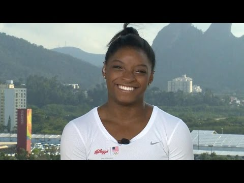 Here's what keeps Simone Biles motivated after dominating the Rio Olympics