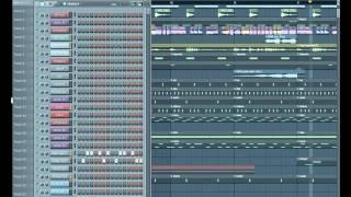 [FL Studio] Scum Of The Earth - Devil Made Me Do It III (Sanxion7 Remix)