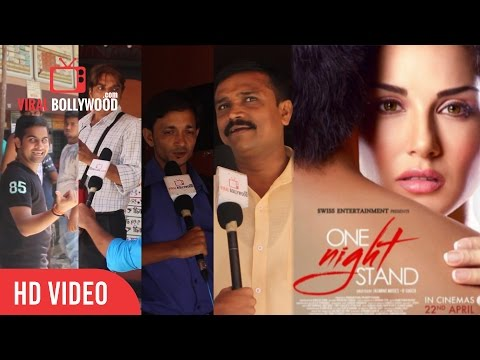 One Night Stand Movie Review | Sunny Leone | First Day First Show