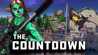 Fortnite's Hidden Chapter 1 Graveyard   The Countdown