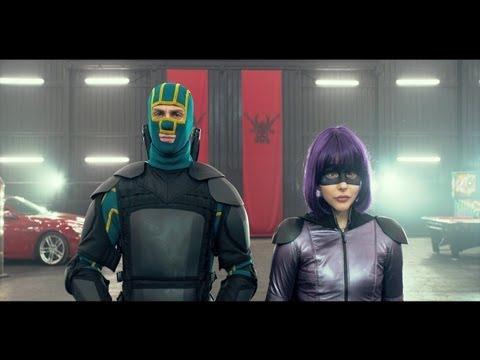 Kick-Ass 2: Extended NSFW Trailer