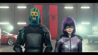 Kick-Ass 2: Extended NSFW Trailer