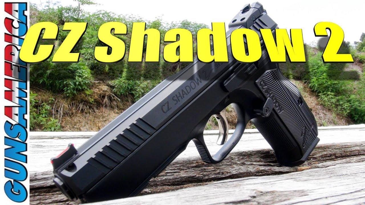 The CZ Shadow 2: A 9mm Mag-Dump Machine — Full Review - GunsAmerica