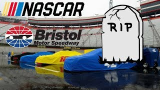 NASCAR at Bristol is Dead DriVeLOG #47