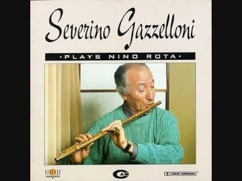Severino Gazzelloni - La Strada