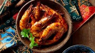 How to cook Udang Goreng Assam - Tamarind Prawns