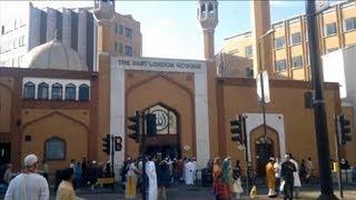 Eid Mubarak: Eid in London 2012: SYED's Tourism