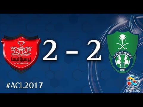 Persepolis vs Al Ahli (AFC Champions League 2017: Quarter final – 1st Leg)