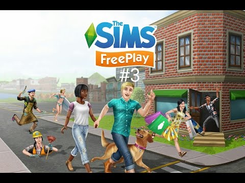 The Sims Freeplay: Episode 3: Singing In The Shower?!