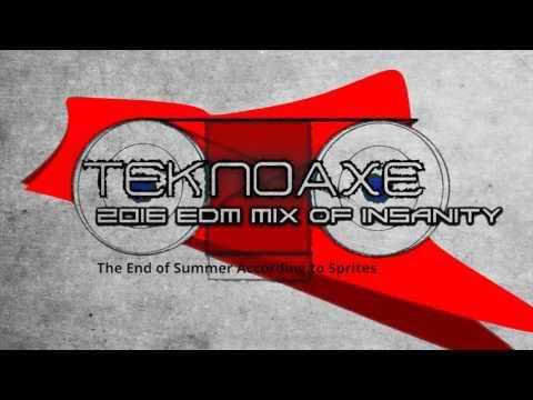 TeknoAXE's 2016 EDM Mix of Insanity  -- Royalty Free Music