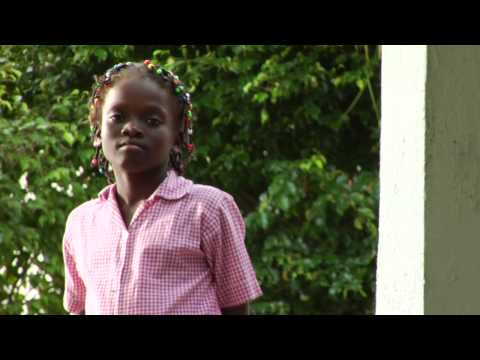 A Hand Up for Haiti: Faces of an orphanage