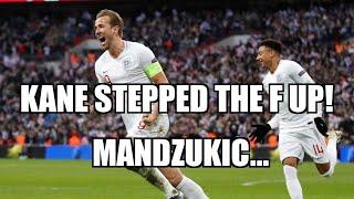 England 2-1 Croatia | UEFA Nations League Reaction Review