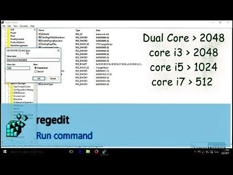 Increase computer performance by hidden REGISTRY HACK |Nawaz Haider ©