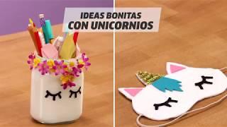Manualidades de unicornios | DIY | VIX