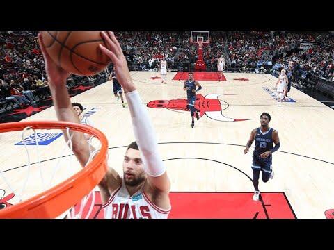 Download GRIZZLIES at BULLS  | FULL GAME HIGHLIGHTS | NBA PRESEASON 2021-22