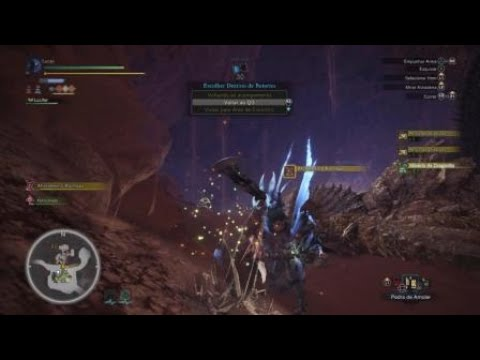 Monster Hunter: World Archangel Glaive build