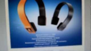 Навушники Gemix BH-02 Bluetooth налаштувати