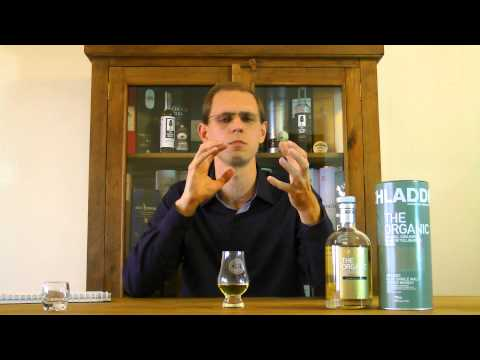 Degustando #018a: Whisky Review Bruichladdich The Organic