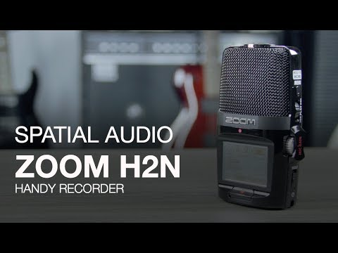 Zoom H2n Handy Recorder | Zoom
