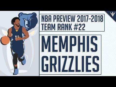 Memphis Grizzlies   2017-18 NBA Preview (Rank #22)