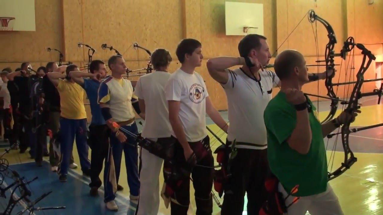 Украина: Спортивной команде Госпогранслужбы - 25 лет - YouTube