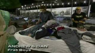 The Amazing Race - Andrew & Dan Edition