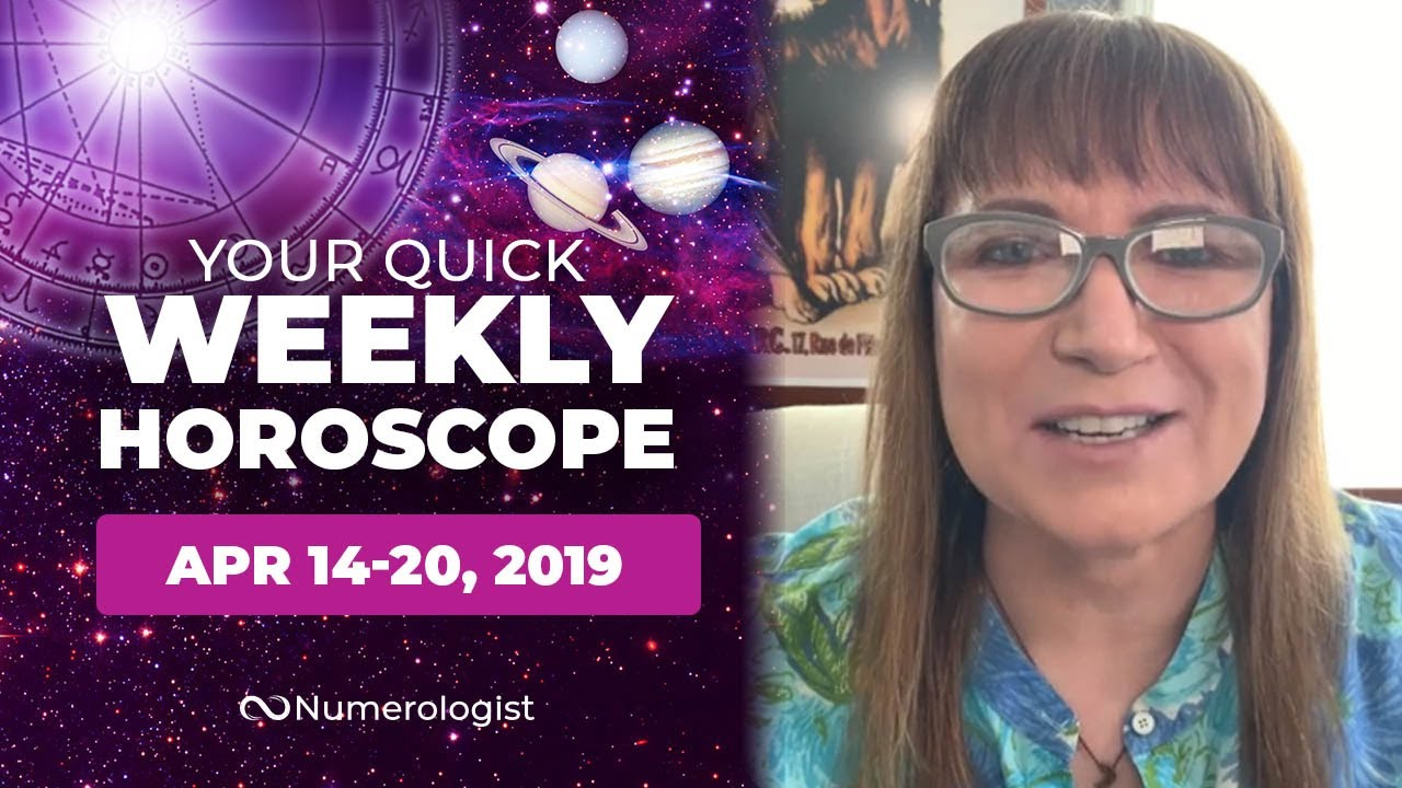 ef752b38c Your Weekly Horoscope For April 14-20, 2019 | All 12 Zodiac Signs ...